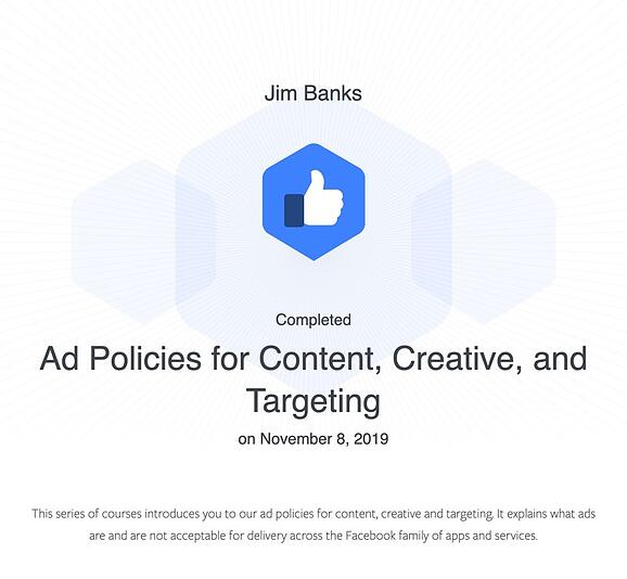 facebook ad policy